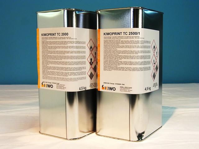 スクリーン印刷用感圧接着剤 TC2000/TC2500