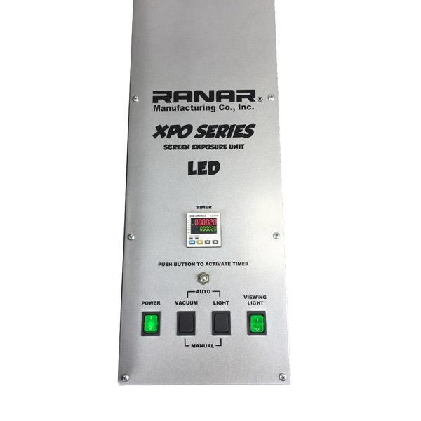 XPO-LEDシリーズ操作パネル