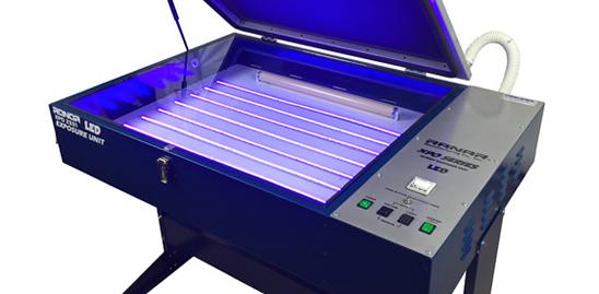 LED式露光機 RANAR XPO-LEDシリーズ
