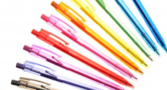 プラスチック用インク